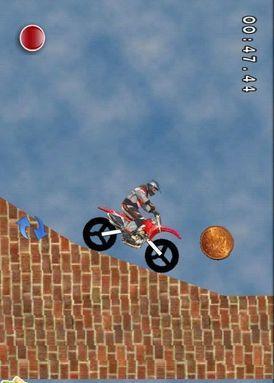 摩托车越野比赛截图