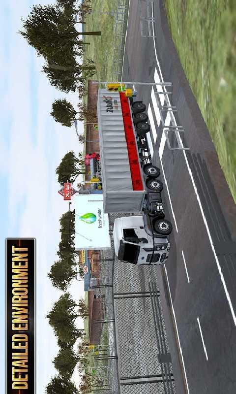 卡车模拟器2018截图