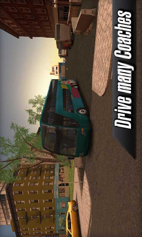 模拟人生-长途巴士截图