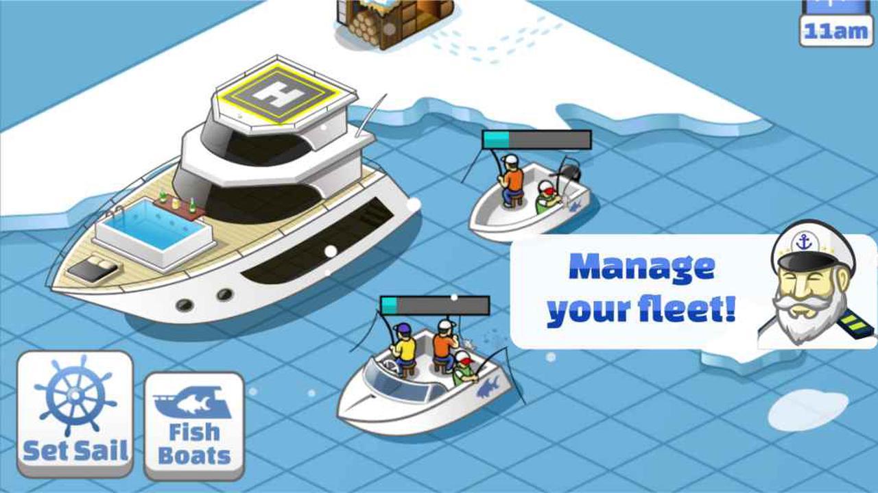 航海生活截图
