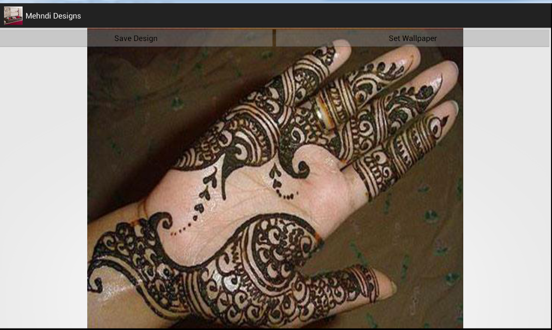 Mehndi Designs截图