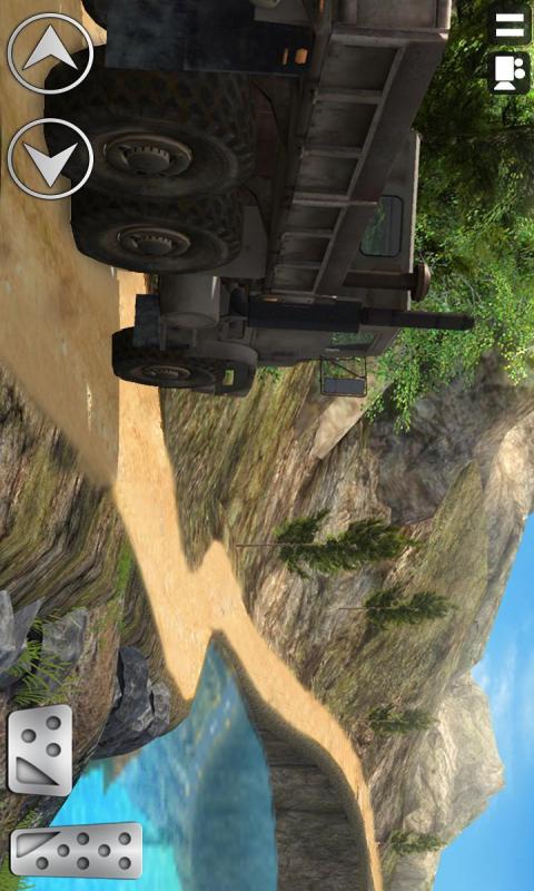 越野货运卡车司机截图