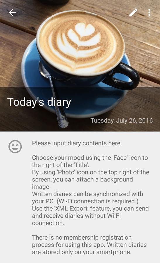 Uno Diary截图