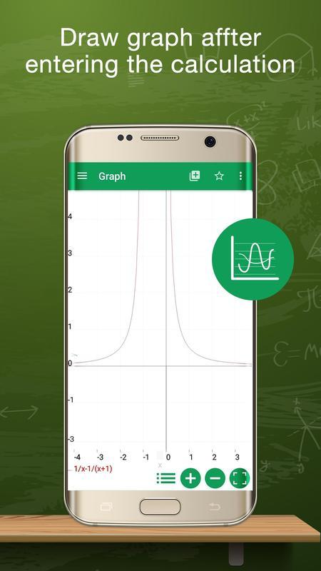 数学解算器与步骤和图形计算器截图