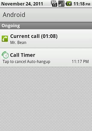 Call Timer截图