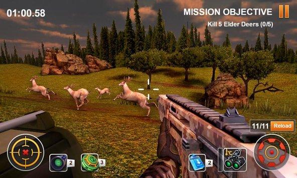 狩猎旅行截图