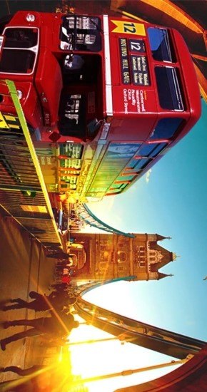 伦敦公交驾驶截图