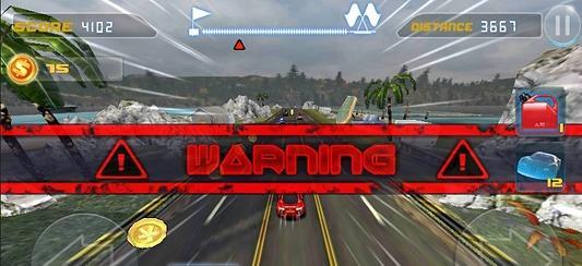 疯狂飙车3D截图