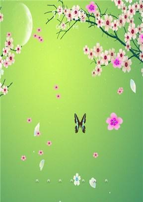 浪漫樱花动态壁纸锁屏