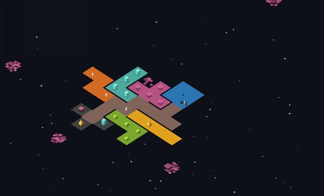 胶囊太空站