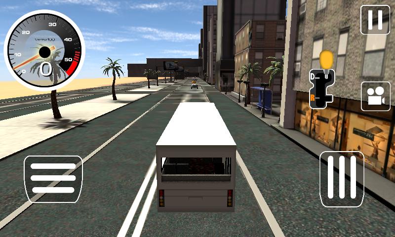 巴士模拟器 3D截图