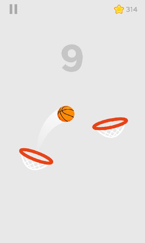 灌篮射球截图
