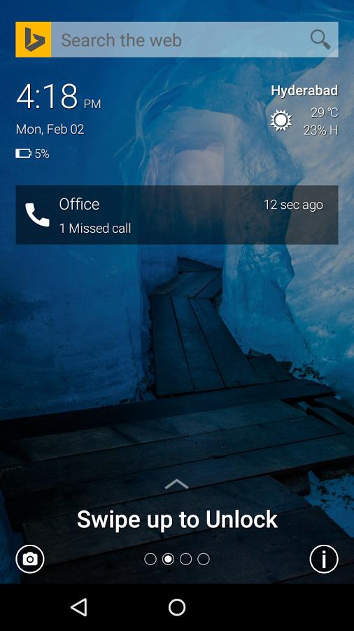 微软图片锁屏
