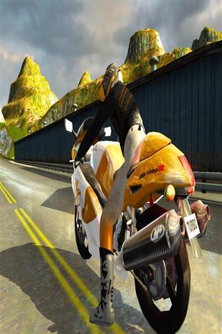 梦幻自行车涡轮冲刺3D