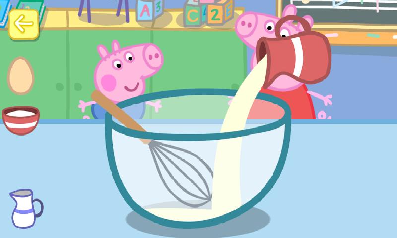小猪佩奇: 运动会截图