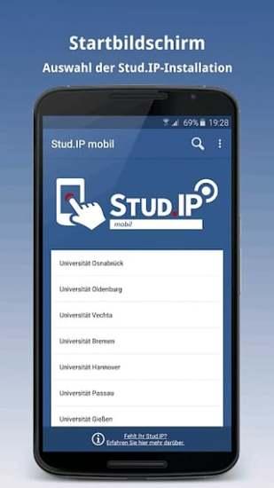 Stud.IP mobil