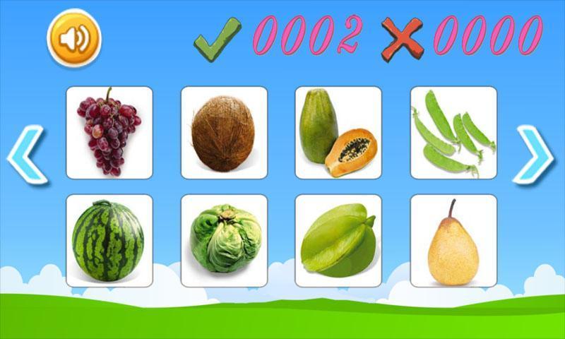 宝宝识蔬果截图