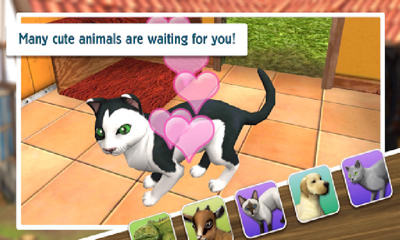 宠物世界:我的动物救援
