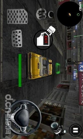 疯狂出租车王 3D
