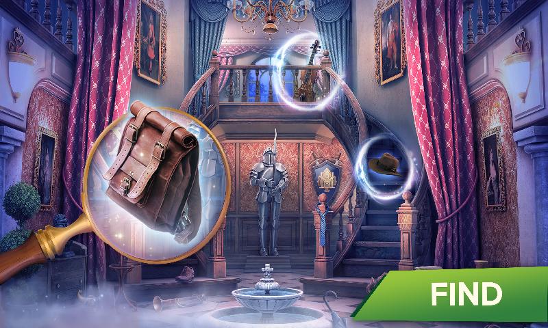 神秘庄园:隐藏的物体截图