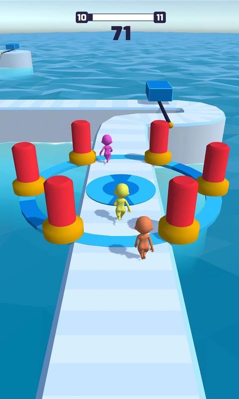 奔跑竞赛3D截图