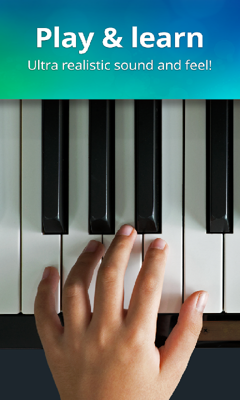 钢琴:弹钢琴和歌曲截图