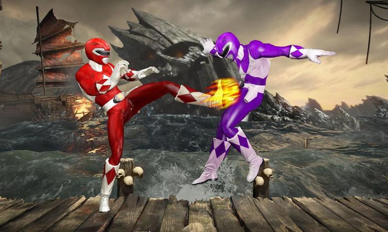 奥特曼超级英雄对决截图