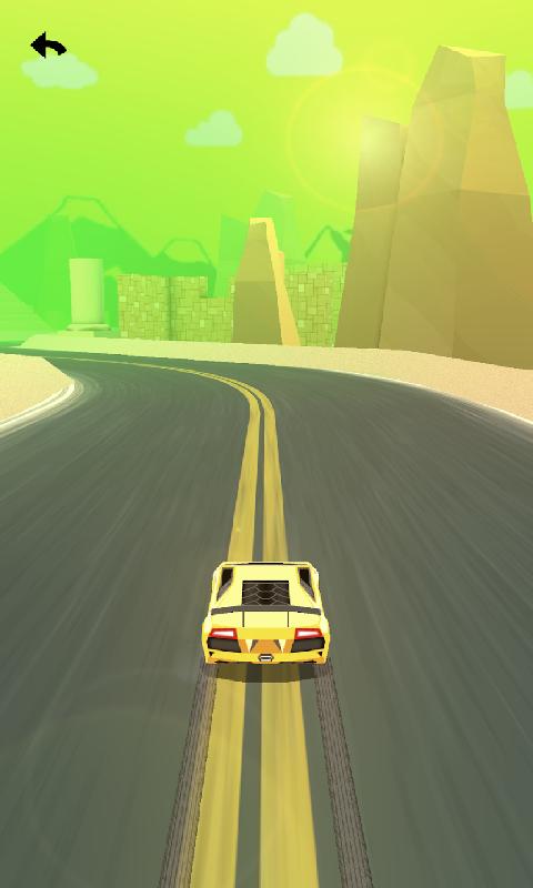 极限漂移:触控赛车截图