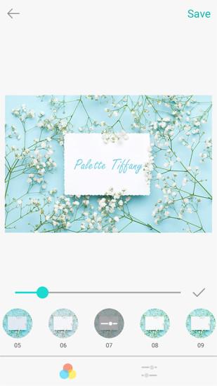 PaletteTiffany
