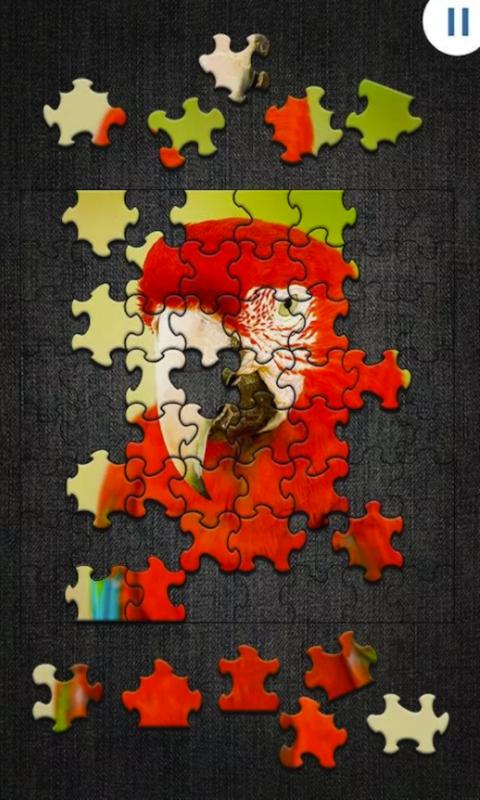 拼图游戏Jigty截图