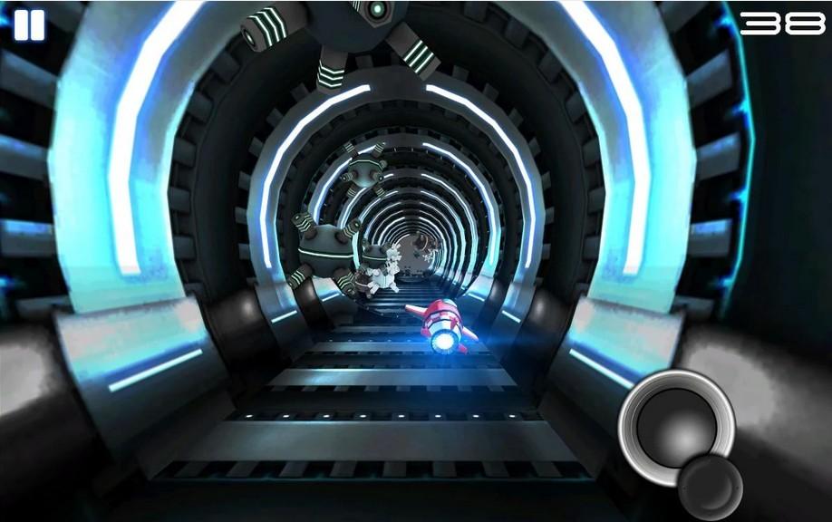 窒息隧道截图