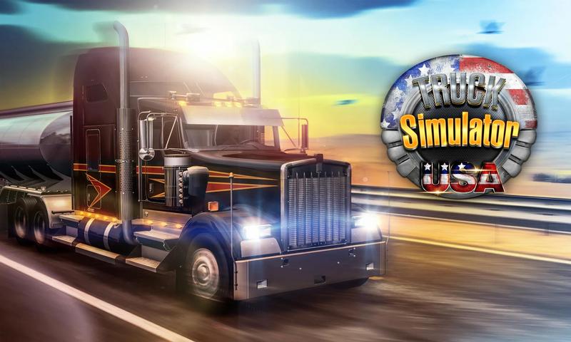 美国卡车模拟截图