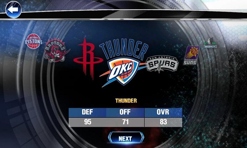 NBA 2K14截图