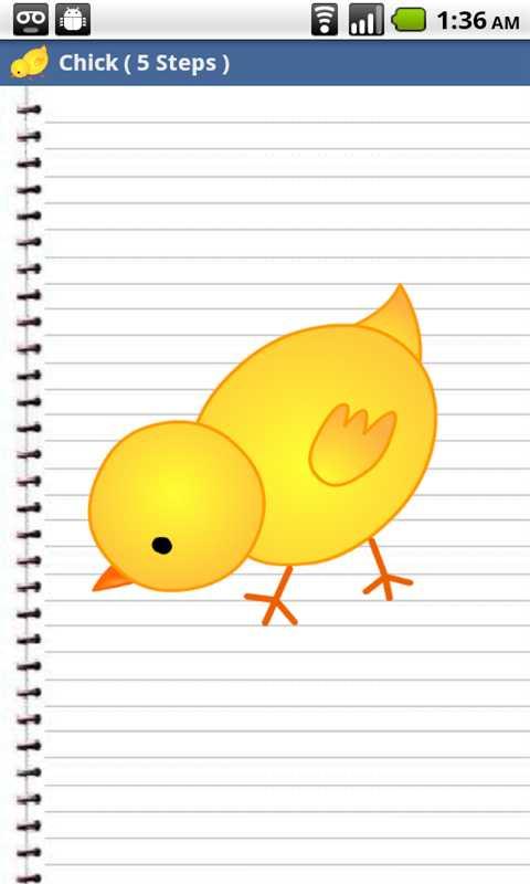 简笔画是只需几步简单的直线或者曲线连接就能构成动物的一种好玩图片