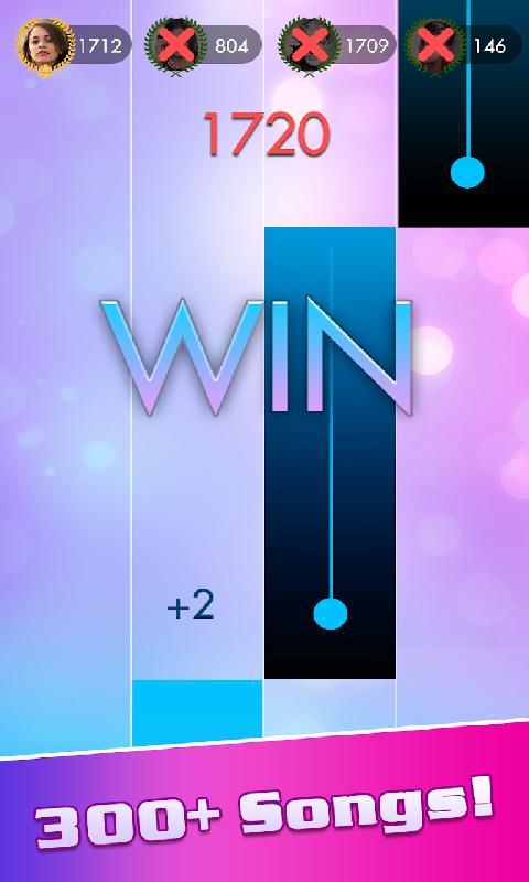 钢琴挑战2:白块儿截图