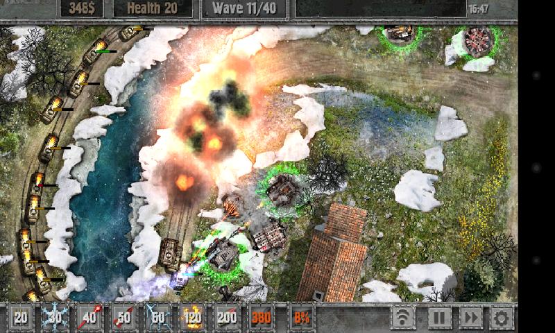 战地防御2-高清版