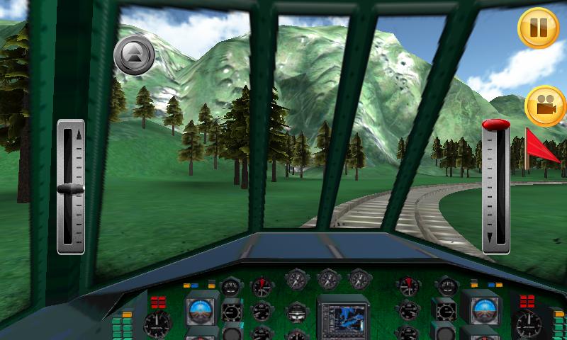 铁路模拟器