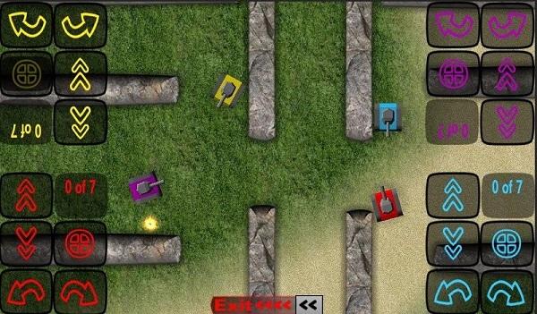 双人对战游戏 完整版截图