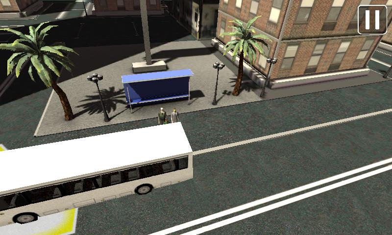 巴士模拟器 3D