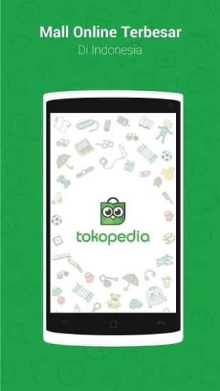 Tokopedia Online Shopping Mall