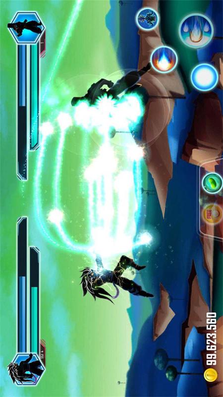 龙珠Z:影子对决截图