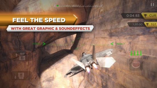 模拟极限飞行 无限金币版截图