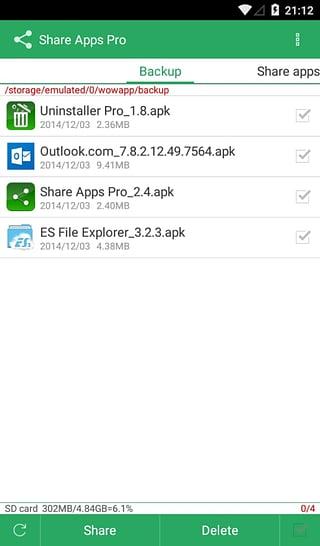 App 分享