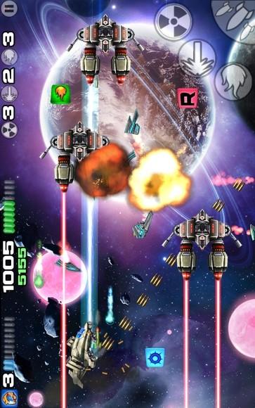 星际战机:杀戮之战 修改版截图