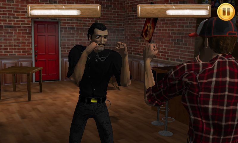 酒吧斗殴3D