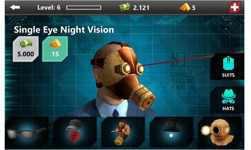 精英间谍:刺客的使命截图