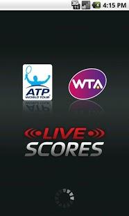 ATP/WTA Live截图
