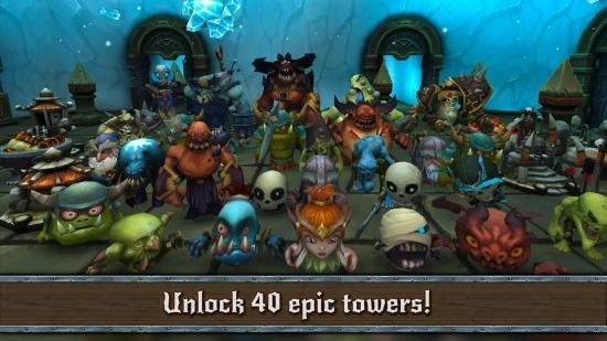 怪兽之塔 直装版截图