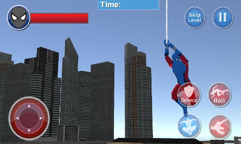 蜘蛛侠英雄男孩截图