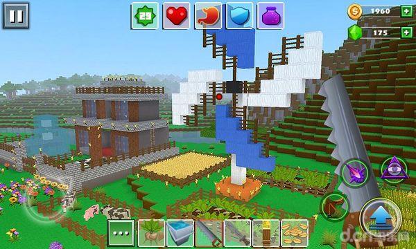 方块世界修改版截图